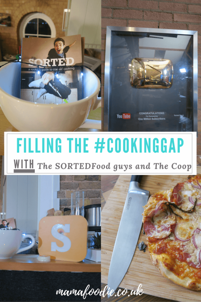 All about the #Cookinggap event with sorted food and the co-op to fill the gap so many people are facing. Getting to know the basics is so important, click here to find out more