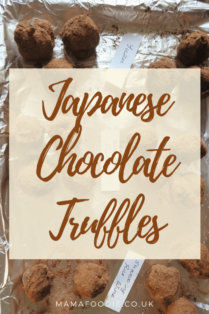Does wasabi and chocolate go? What about Yuzu, the new trendy ingredient? We've tested out the japanese ingredients in truffles - read our results here
