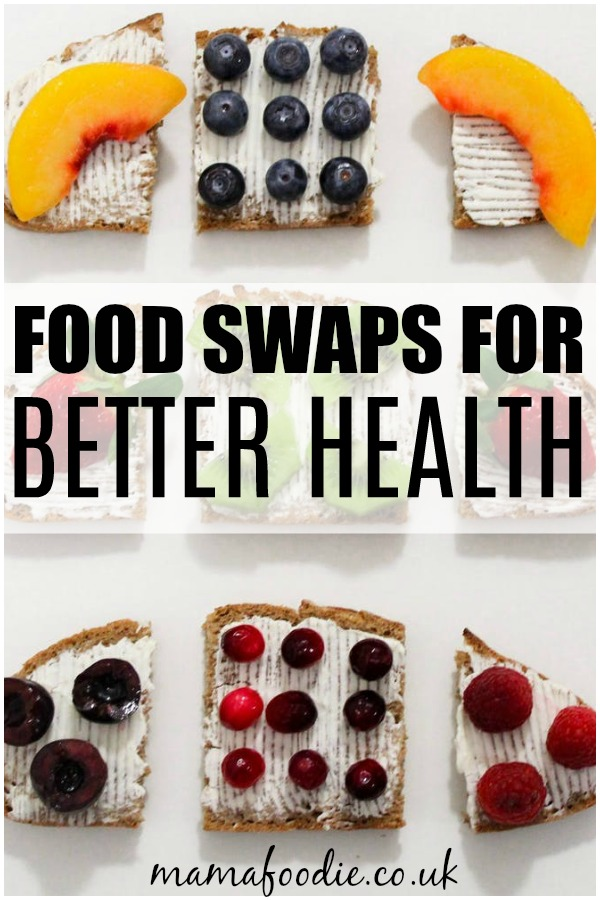 Eat This, Not That: Healthy Food Swaps