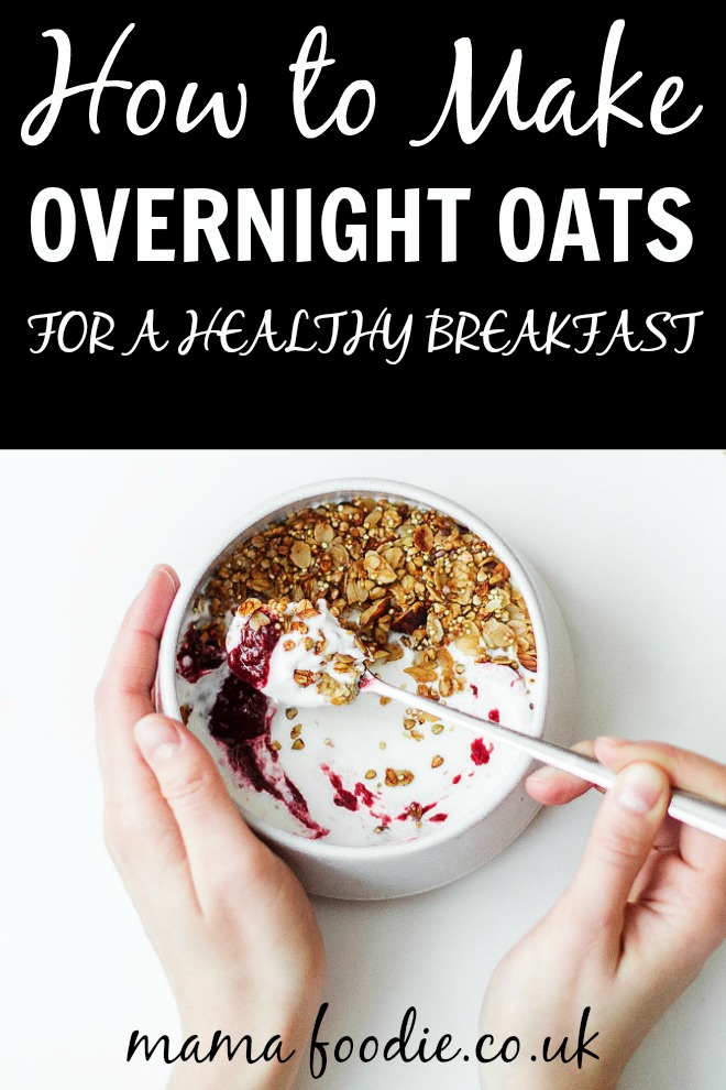 The Best Overnight Oats Recipe